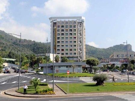 A Salerno 50enne affetto da meningite ricoverato in ospedale